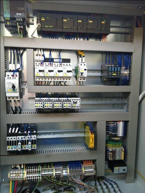 控制器的安装和接线 西门子logo!