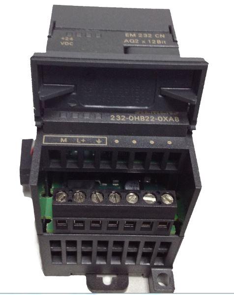 西门子plcem 232 模拟量输出模块
